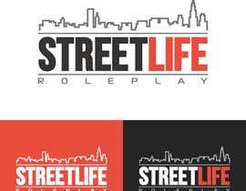 #57 para Design a Logo for StreetLife Roleplay por Mechaion