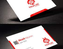 #21 para Design some Business Cards for Wrapcart.com por rahabikhan