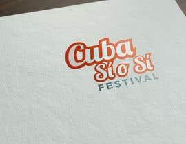 """Ismailjoni tarafından Design a Logo for """"Cuba - Sí o Sí - Festival"""" için no 31"""