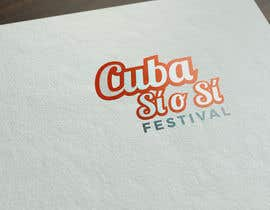 "#31 untuk Design a Logo for ""Cuba - Sí o Sí - Festival"" oleh Ismailjoni"
