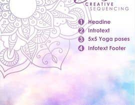 #2 untuk Design a Flyer (Poster) for a Yoga Travel Company oleh designciumas