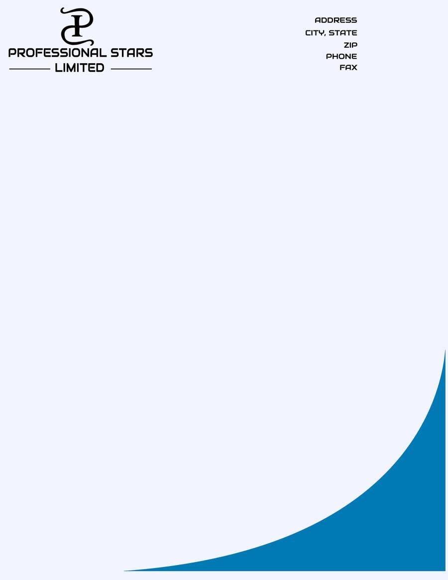 Penyertaan Peraduan #8 untuk Professional Stars Limited- Brand Design and Company Profile