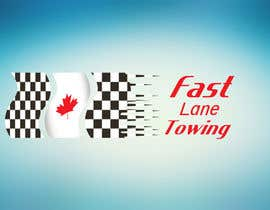 #16 for Design a Logo for Fast Lane Towing af ouwin