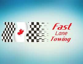 ouwin tarafından Design a Logo for Fast Lane Towing için no 16