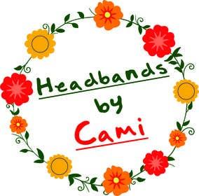 darkavdarka tarafından Design a logo for Headbands by Cami için no 8
