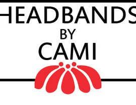 Prsakura tarafından Design a logo for Headbands by Cami için no 22