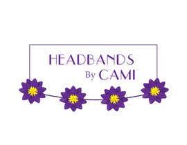 SERIAL7 tarafından Design a logo for Headbands by Cami için no 38