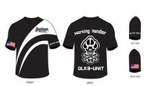 Design a T-Shirt for Off Leash K9 Training için Graphic Design3 No.lu Yarışma Girdisi