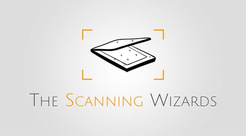Kilpailutyö #5 kilpailussa Design a Logo for photo scanning business