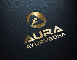 #48 for Design a Logo and brand identity for Aura Ayurvedha brand af danbodesign