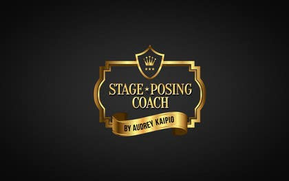 #57 for Design a Logo for Stage Posing Coach af Nadasol