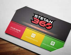 #4 for Design some Business Cards for Stetan360 by ashanurzaman