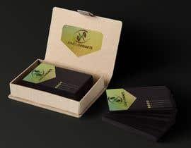 Nro 15 kilpailuun Diseñar tarjetas personales con mi logo käyttäjältä nicoabardin