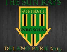 #5 untuk Design a T-Shirt for a softball team oleh kovabk3