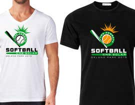 #32 for Design a T-Shirt for a softball team by Khalidshadhin
