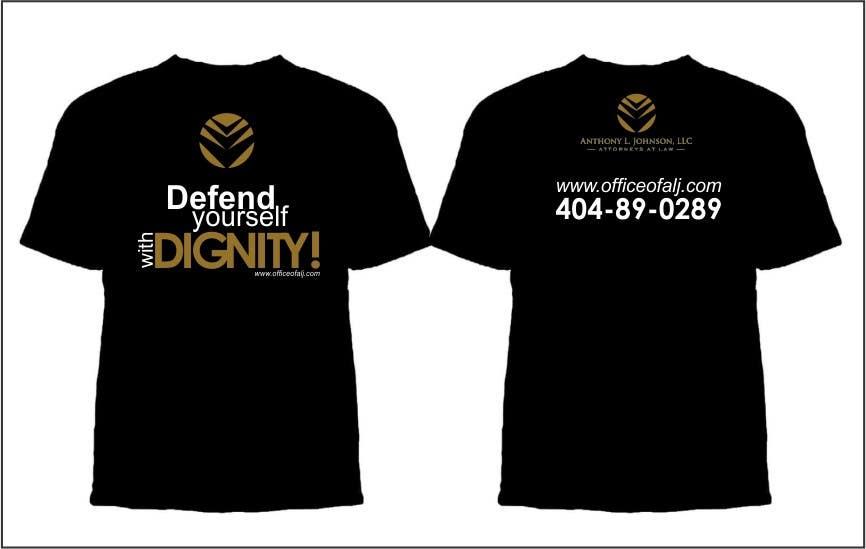 Bài tham dự cuộc thi #                                        31                                      cho                                         Design a Trendy T-Shirt for a Law Firm