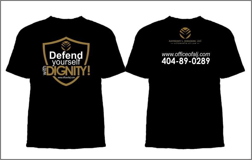 Bài tham dự cuộc thi #                                        33                                      cho                                         Design a Trendy T-Shirt for a Law Firm