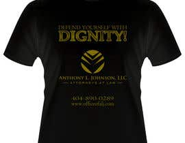 #1 cho Design a Trendy T-Shirt for a Law Firm bởi arvydasbutautas