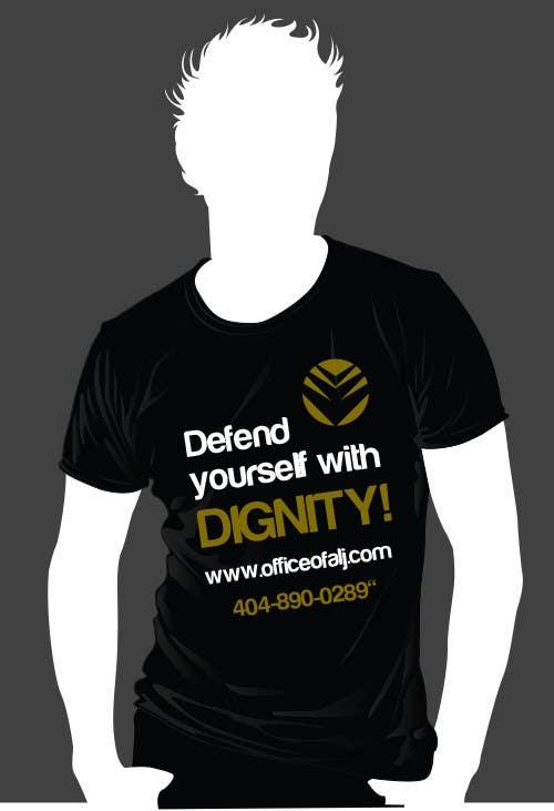 Bài tham dự cuộc thi #                                        15                                      cho                                         Design a Trendy T-Shirt for a Law Firm