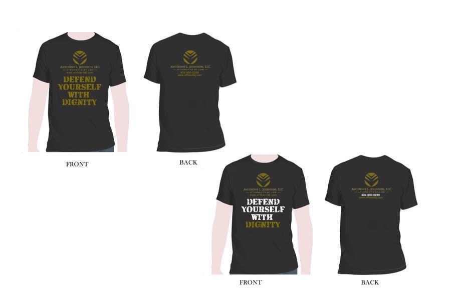 Bài tham dự cuộc thi #                                        24                                      cho                                         Design a Trendy T-Shirt for a Law Firm