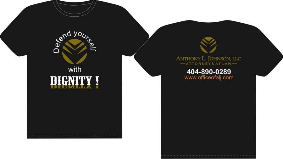 Bài tham dự cuộc thi #                                        38                                      cho                                         Design a Trendy T-Shirt for a Law Firm