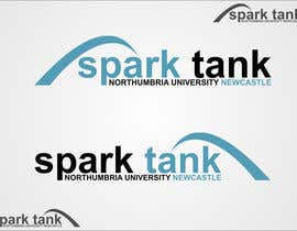 #7 for Design a Logo for SparkTank.net by mille84