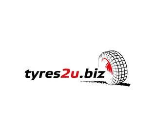 #45 untuk Design a Logo for tyres2u.biz oleh feroznadeem01