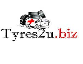 #35 for Design a Logo for tyres2u.biz af masidislam
