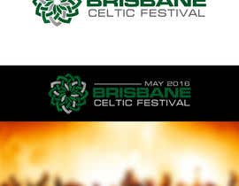 #48 for Brisbane Celtic Festival logo design af nikdesigns