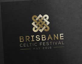 #23 for Brisbane Celtic Festival logo design af laurentiufilon