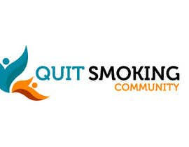 #12 for Design a Logo for a Website That Helps People Stop Smoking by jaywdesign
