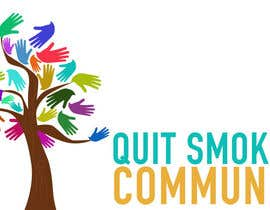 #5 for Design a Logo for a Website That Helps People Stop Smoking by codegap