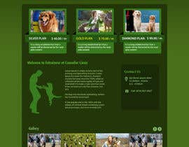 #15 para Urgent design for Dog trainer website por kethketh