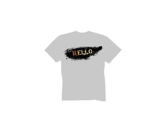 Inscrição nº 49 do Concurso para TC - Design a T-Shirt for Company