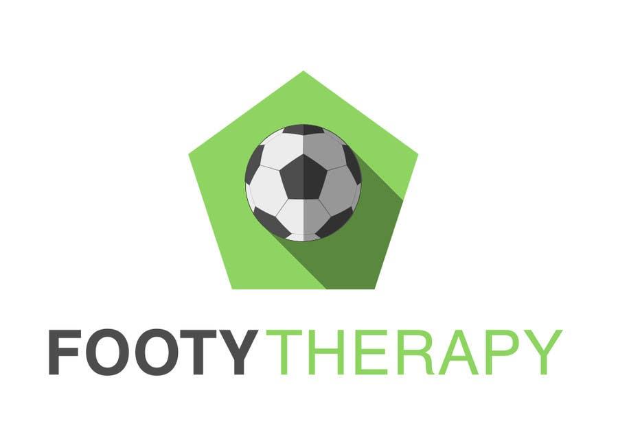 Inscrição nº 5 do Concurso para Design a Logo for Footy Therapy