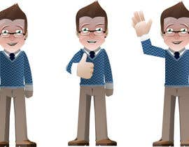 #1 untuk Illustrate Something Caricature/Cartoon for Business Help Page oleh narayandznr