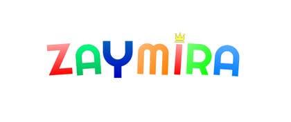 #12 untuk Design a Logo for ZAYMIRA oleh brunusmfm
