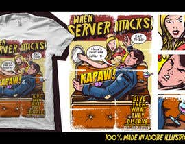 #18 para WHEN SERVERS ATTACK por crayonscrayola