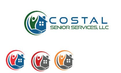 adityapathania tarafından Design a Logo for Coastal Senior Services, LLC için no 71