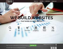 #24 for Design a Website Mockup for Trice Web Development by thecwstudio