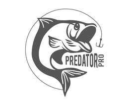 Nro 8 kilpailuun Design a Logo for a Predator Fishing Tour Company. käyttäjältä vishavbhushan