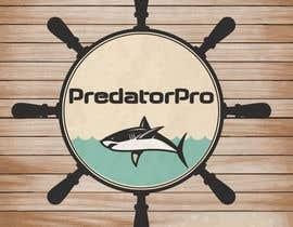 vishavbhushan tarafından Design a Logo for a Predator Fishing Tour Company. için no 18