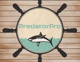 vishavbhushan tarafından Design a Logo for a Predator Fishing Tour Company. için no 19