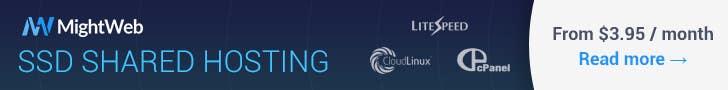 Penyertaan Peraduan #20 untuk Banner for Web Hosting Company