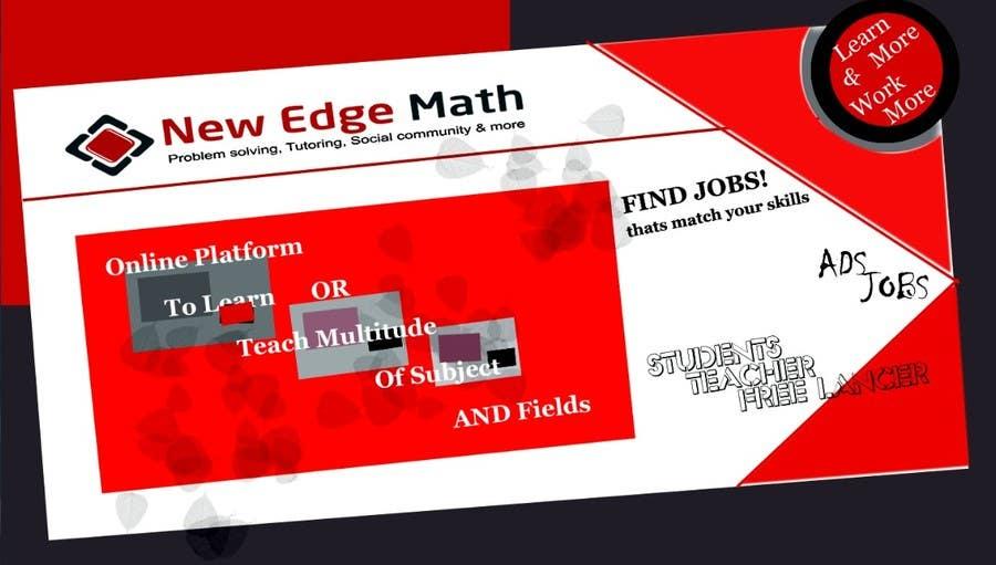 Inscrição nº 6 do Concurso para Design advertisement on double-sided business card