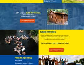 #10 for Build Landing Page for Music Festival by suryabeniwal