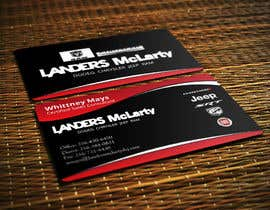 #54 untuk Design some Business Cards for Auto Dealership oleh nazmulhassan2321