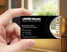 #49 untuk Design some Business Cards for Auto Dealership oleh sanratul001
