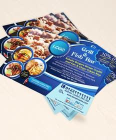 #41 for Design a Flyer for Restaurant af gmorya