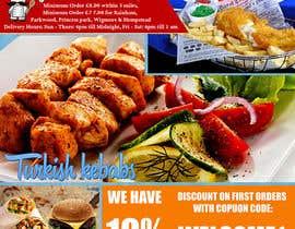#32 for Design a Flyer for Restaurant af sandrasreckovic